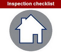 home inspections checklist Costa Mesa